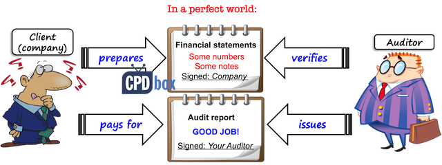 Top 3 Biggest Dilemmas With Your Auditors - IFRSbox - Making