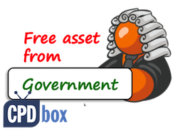 IFRS Free Asset from Government