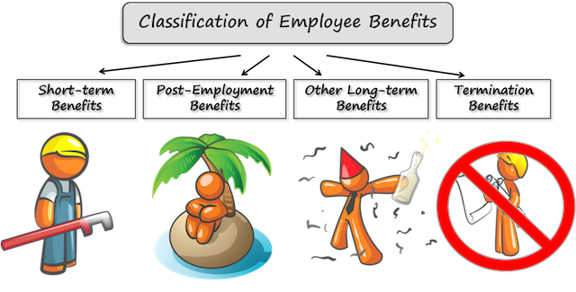 IAS19 Classification Employee Benefits