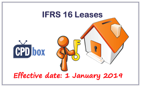 IFRS 16 Effective Date