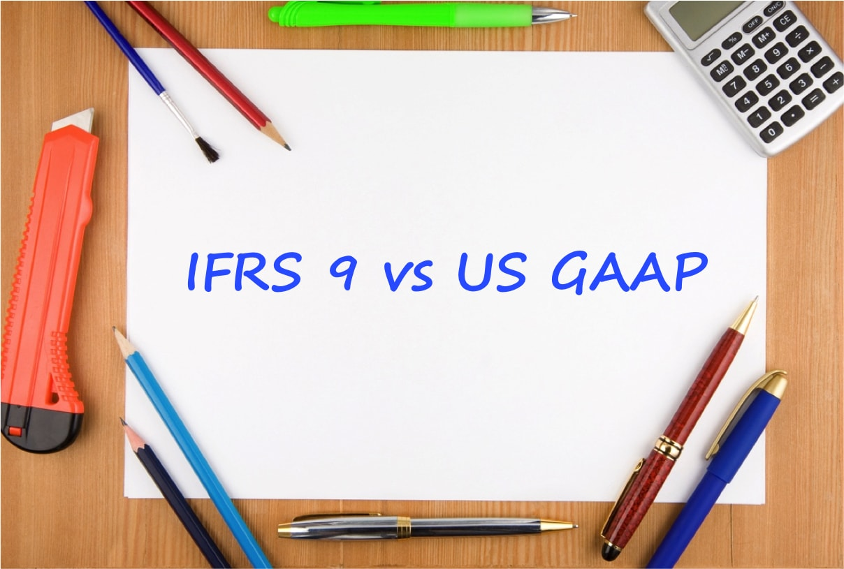 IFRS 9 vs. US GAAP