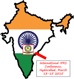 International IFRS Conference, Hyderabad, India