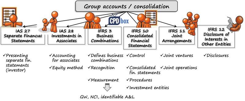 IFRS Consolidation