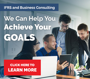 IFRS and Business Consulting